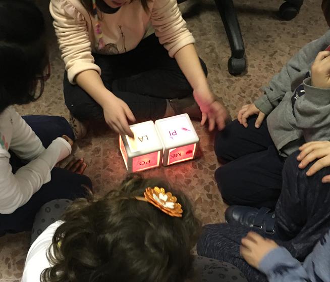 Attività con kit MOSAIC inclusione per autismo