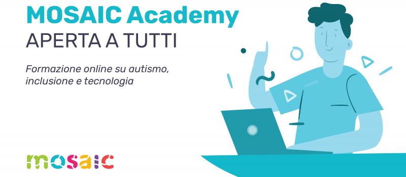 MOSAIC Academy formazione gratuita per i docenti per coronavirus